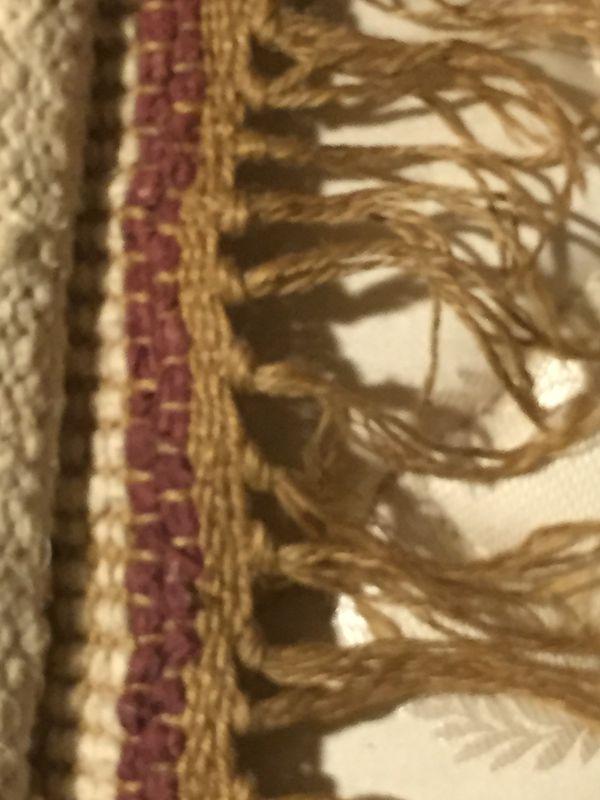 Hand tied area rug $70