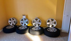 Brand New good year tires And wheels for Sale in Gainesville, VA