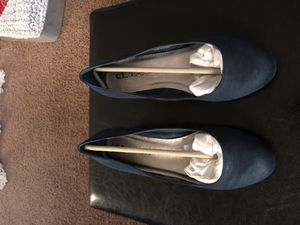 CL by Laundry navy blue flats size 7 for Sale in Bakersfield, CA