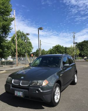 2005 BMW X3 FULLY LOADED - $5995 (ENVIROCARS: PRIUSPRO) for Sale in Seattle, WA