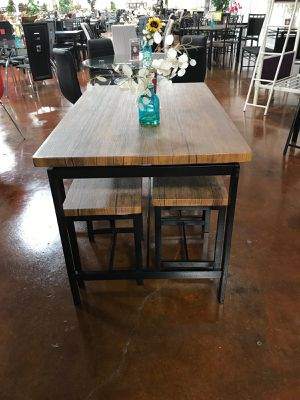 Table and 4 stools brand new in a box 📦 for Sale in Cicero, IL