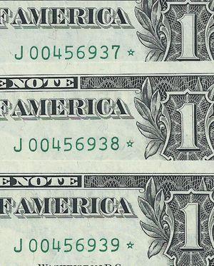 1969B $1 STAR NOTE == GEM UNCIRCULATED == for Sale in Anaheim, CA