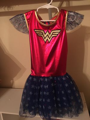 Wonder women costume for Sale in Elma, WA