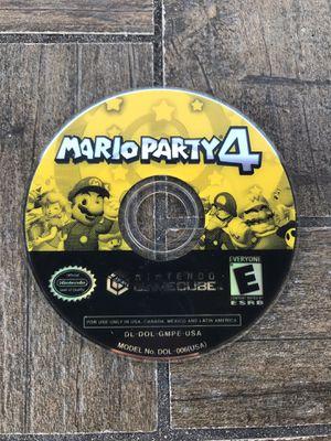 Mario Party 4 Nintendo GameCube for Sale in Tampa, FL
