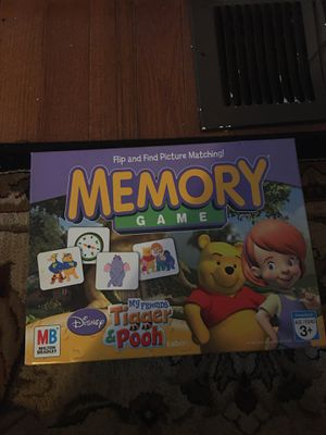 Memory game for Sale in Festus, MO