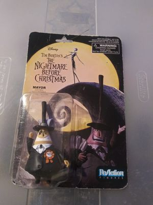 Mayor: Nightmare before Christmas figure for Sale in Gaithersburg, MD
