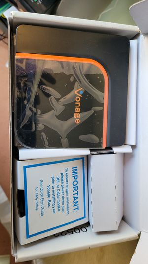 Vonage vdv22-vd Router Internet for Sale in Montebello, CA