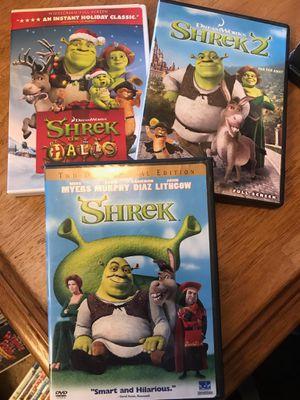 Shrek Movies for Sale in Reno, NV