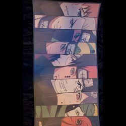 Naruto Shippuden Akatsuki Poster for Sale in Bakersfield,  CA