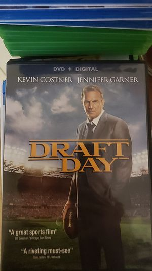 Draft Day Movie for Sale in Farmville, VA