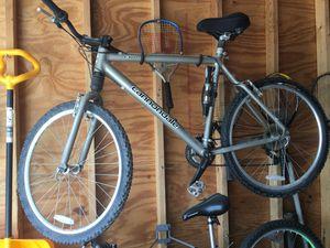 Cannondale mountain bike for Sale in Oak Lawn, IL