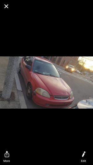 1998 Honda hatchback for Sale in Waltham, MA