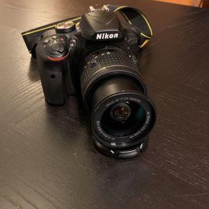 Nikon D3400 Camera for Sale in Bloomington, IL