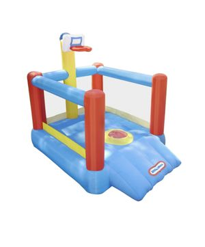 Little Tikes Super-Slam n' Dunk Bounce House for Sale in Silver Spring, MD