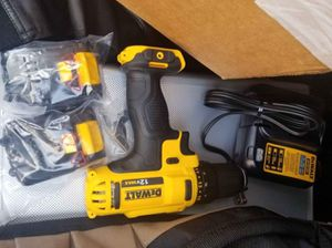 12 volt Dewalt drill for Sale in Norfolk, VA
