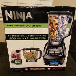 NINJA Mega Kitchen System 1500 for Sale in Bellflower, CA