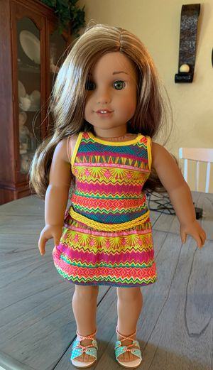 American girl doll! for Sale in Choctaw, OK