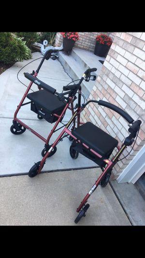 New walkers ($55 each) for Sale in Darien, IL