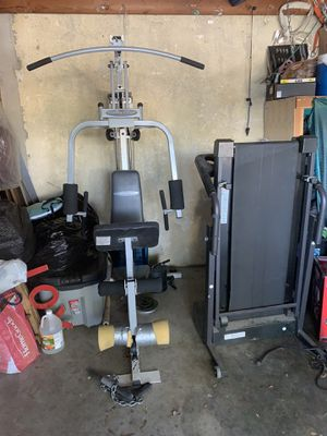 Impex Competitor and Weslo treadmill workout machines for Sale in Lynwood, CA