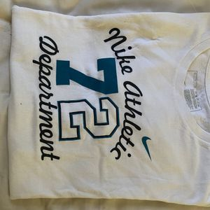 New Teenager Nike Athletic Brand T-Shirt Size Medium for Sale in Fresno, CA