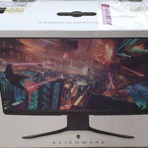 "Alienware 25"" 240HZ IPS Monitor for Sale in Rockville, MD"