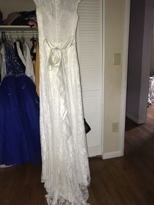 Wedding dress for Sale in East Riverdale, MD