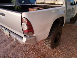 2nd gen Tacoma all pro high clearance bumper with hidden receiver hitch for Sale in Chandler, AZ