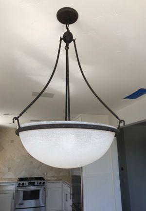 Restoration hardware chandelier for Sale in Westminster, CA
