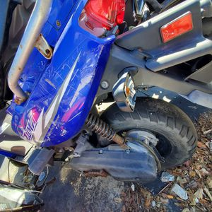 PARTES PARTS yamaha zuma 2005 ENGINE 02 -10 1500 miles GOOD MOTOR FOR OTHER ZUMA ..ONLY PARTS AS IS NO TITLE ZUMA 05 BUEN MOTOR SIRVE 02-10 for Sale in Miami, FL