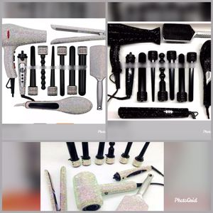 Blinged Out Ceramic Hot Tool Set for Sale in Rosedale, MD