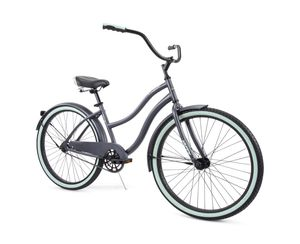 "Huffy 26"" Cranbrook Women's Comfort Cruiser Bike, Gray for Sale in Maplewood, NJ"