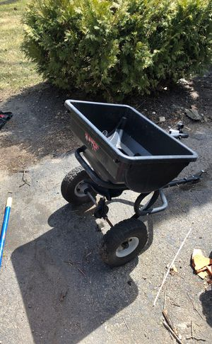 Spreader for garden tractor for Sale in Milton, MA