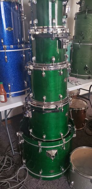 TAMA Star Classic 6 piece with Tom hardware for Sale in St. Louis, MO