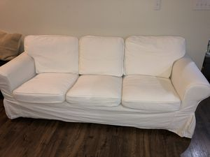 Ikea Ektorp couch / sofa for Sale in Lacey, WA