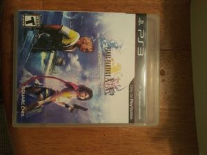 Final Fantasy x and x2 ps3 for Sale in Lackawanna, NY