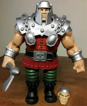 Ram Man Masters Of The Universe Classics Action Figure he-man motu toy for Sale in Marietta, GA
