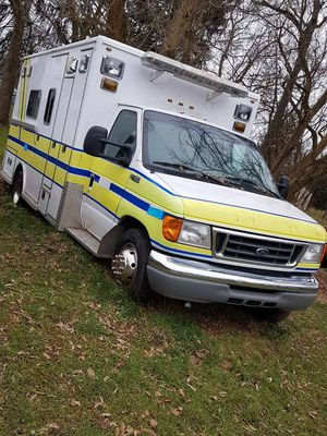 Ambulance/RV for Sale in Lawrence, PA