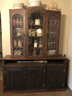 Rustic Cabinet for Sale in Augusta, KS