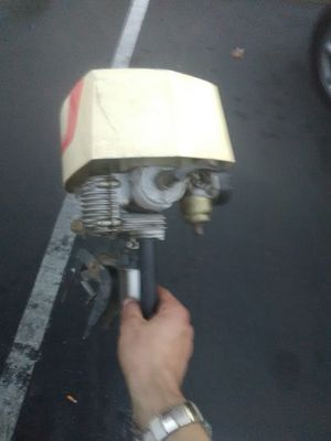 Tanaka 1.2 hp outboard motor for Sale in Citrus Heights, CA