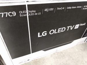"""77"""" LG OLED C9 4K SUHD HDR SMART DOLBY ATMOS 2.1 hdmi 2019 for Sale in Downey, CA"""