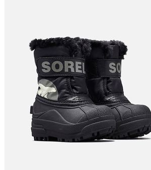 Kids SOREL snow boots toddler for Sale in Marysville, WA