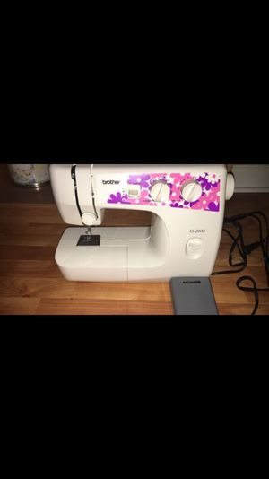 Sewing Machine - Brother LS-2000 for Sale in Sanford, NC