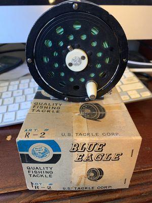Vintage Blue Eagle R-2 Fly Fishing Reel for Sale in Virginia Beach, VA