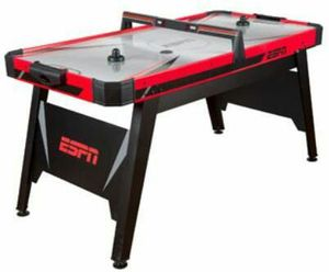 "ESPN 60"" Air Powered Hockey Table for Sale in Johnston, RI"