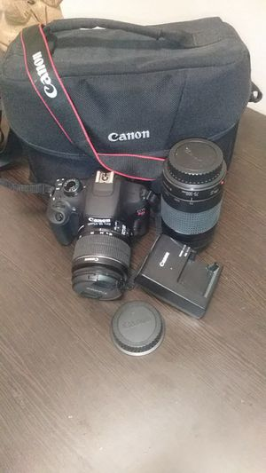 Cannon Ti5 DSLR Set for Sale in Tempe, AZ