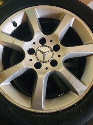 3 Mercedes Rims for Sale in Silver Spring, MD