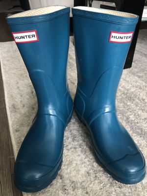 Hunter Boots (short) size 8 for Sale in Seattle, WA