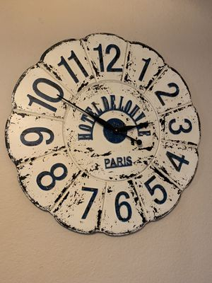 Large wall clock for Sale in Chino Hills, CA