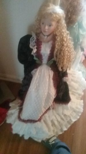 Comes with doll stand. Had for 15 years. In great condition. Make offer! for Sale in Harrisonburg, VA
