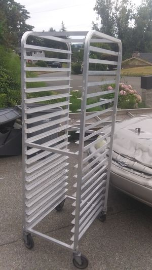 Bakery /hobby rack for Sale in Kent, WA